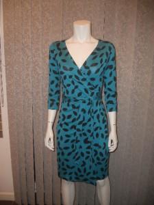 Dvf Diane Von Furstenberg New Julian Two Silk Jersey Wrap