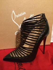 finest selection fe979 4ec20 Christian Louboutin Boots Ebay Christian Marie Serratos ...