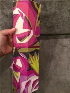 Details About Missoni For Target Zig Zag Stripe Colore Passione Or Turquoise Wine Gift Box