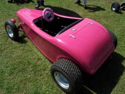 Mini Hot Rod Go Kart Fibregl Body Shell