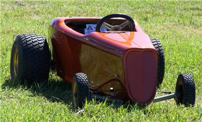 Mini Hot Rod Go Kart Fibreglass Body Shell Ebay