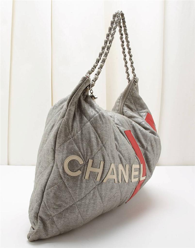 2b3bdbdfe08d Chanel Quilted Cloth Bag | Stanford Center for Opportunity Policy in ...