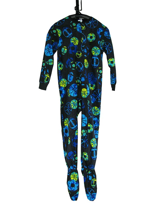 Whether he's up to bat or ready to take it to the hoop, he'll absolutely love his sport pajamas. Footies, fleece and flannel are the perfect boys coldweather pajamas. Don't forget ;to get matching slippers to keep his toes extra toasty. Cool, cozy and fun. Those are the .