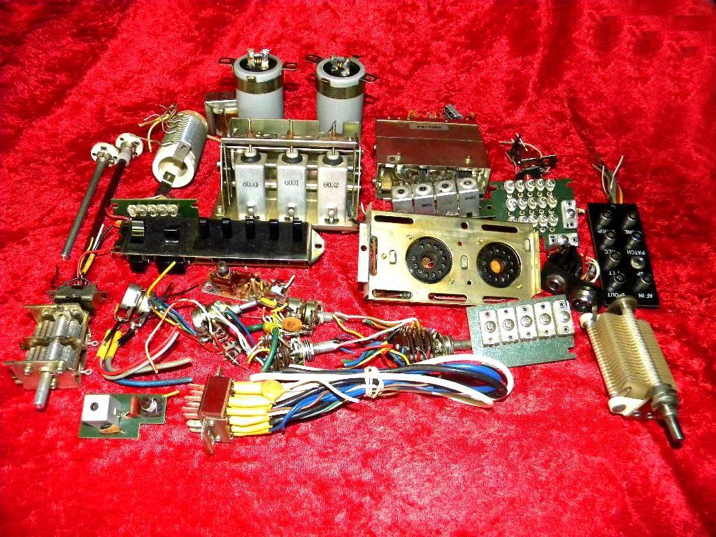 yaesu ft 101 ft 101b e ee ex f assorted radio parts pcb 39 s. Black Bedroom Furniture Sets. Home Design Ideas