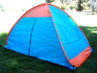 Pop Up Family Cabana Beach Tent Sun Wind Shade Shelter Ebay