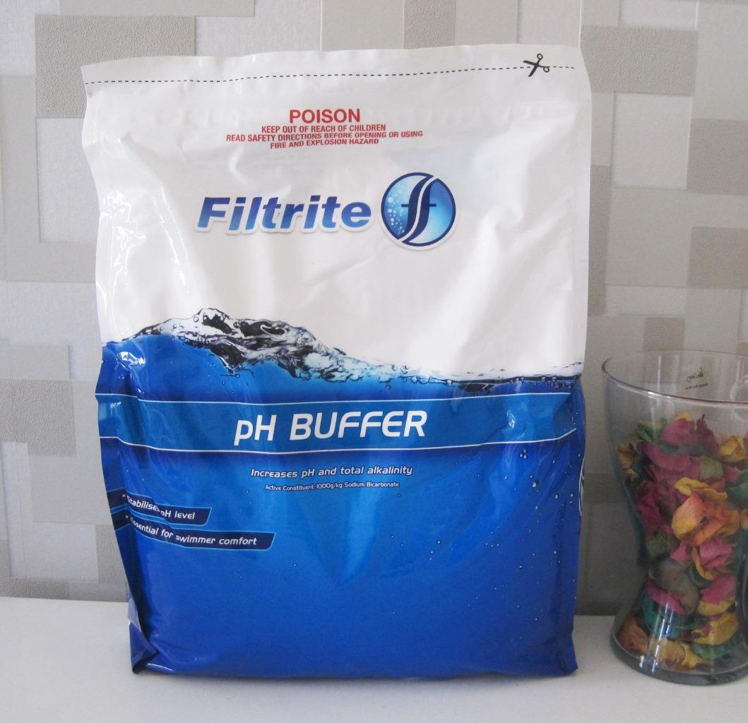 Details about Filtrite pH Buffer Alkalinity Increaser 10kg Pool & Spa  Chemicals