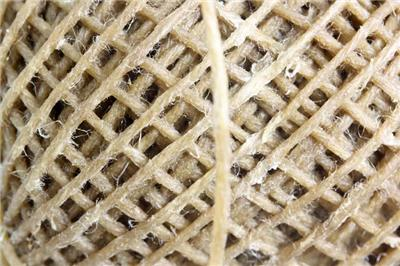 Organique cire d/'abeille chanvre candle wick-ficelle artisanat-e wick-candle-détient de flamme