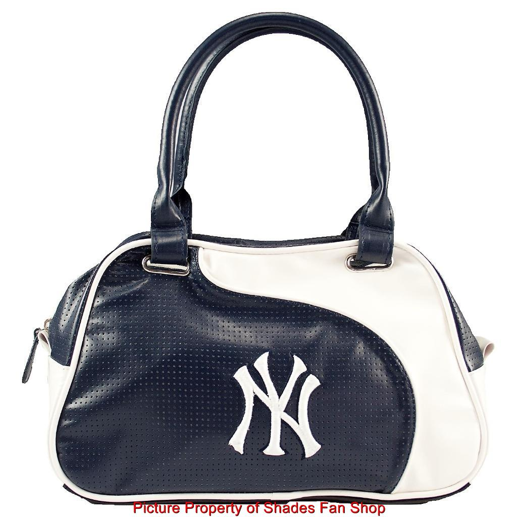 Los Angeles Dodgers Women/'s Perf-ect Bowler Bag MLB Authentic Little Earth NIB
