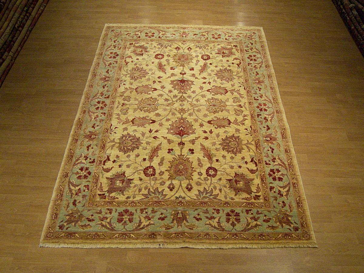 6 X 7 7 Handmade High Quality Afghan Sultanabad Rug