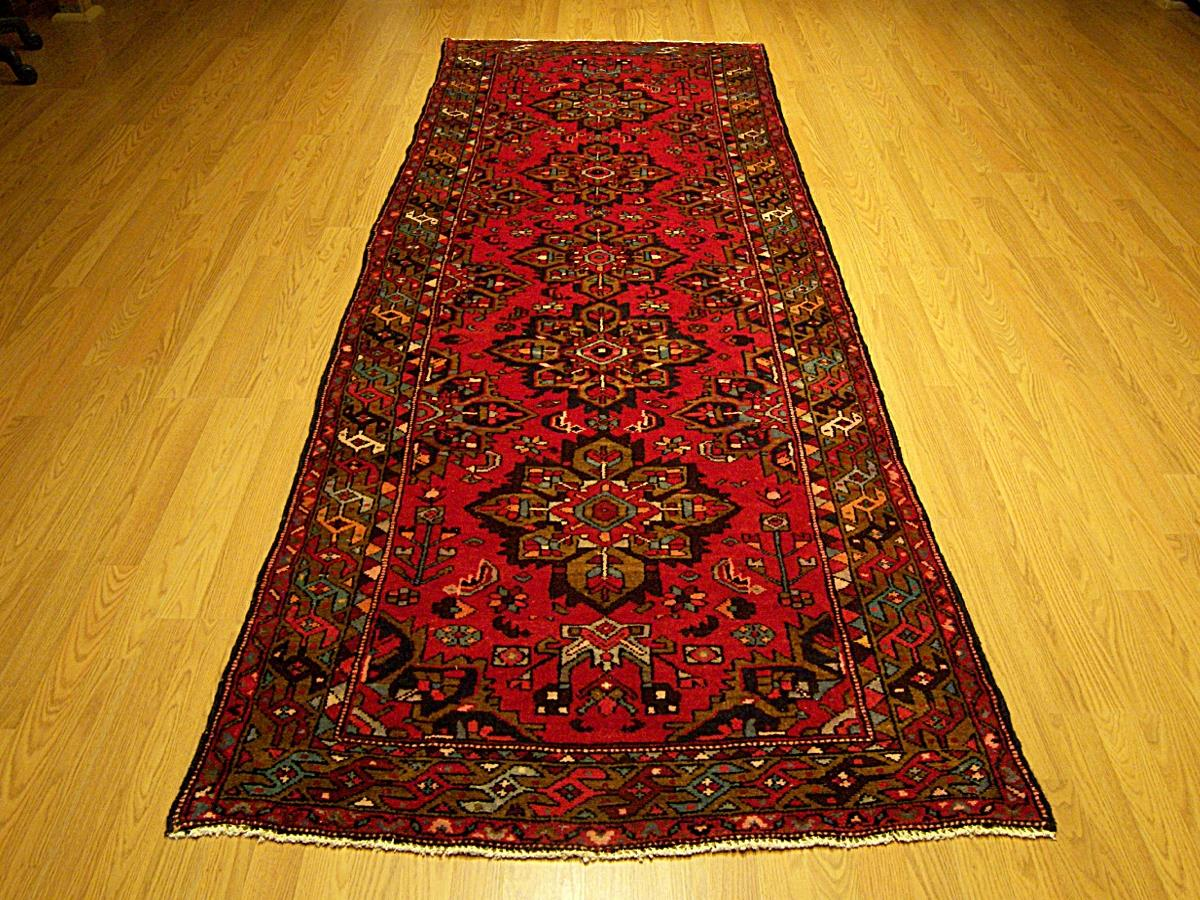 3 8 X10 Handmade Fine Quality Antique Persian Bakhtiari