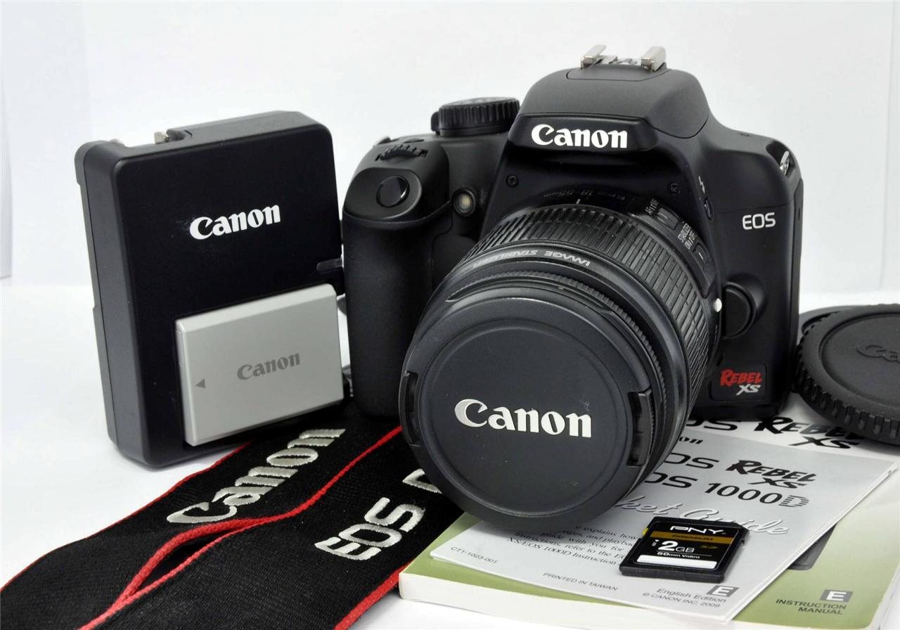 Canon eos Rebel xs manual Download