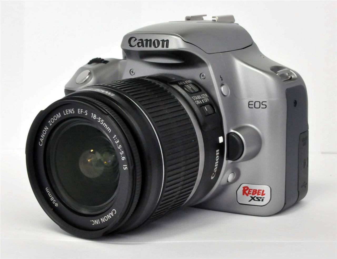 Canon U.S.A., Inc. | EOS Rebel XSi