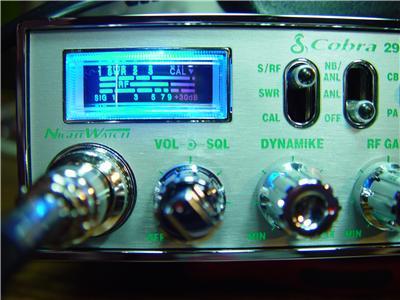 COBRA 29 LTD CLASSIC NW CUSTOM CB RADIO,SUPERTUNED,HIGH RECEIVE,ECHO,POWERFUL!!!