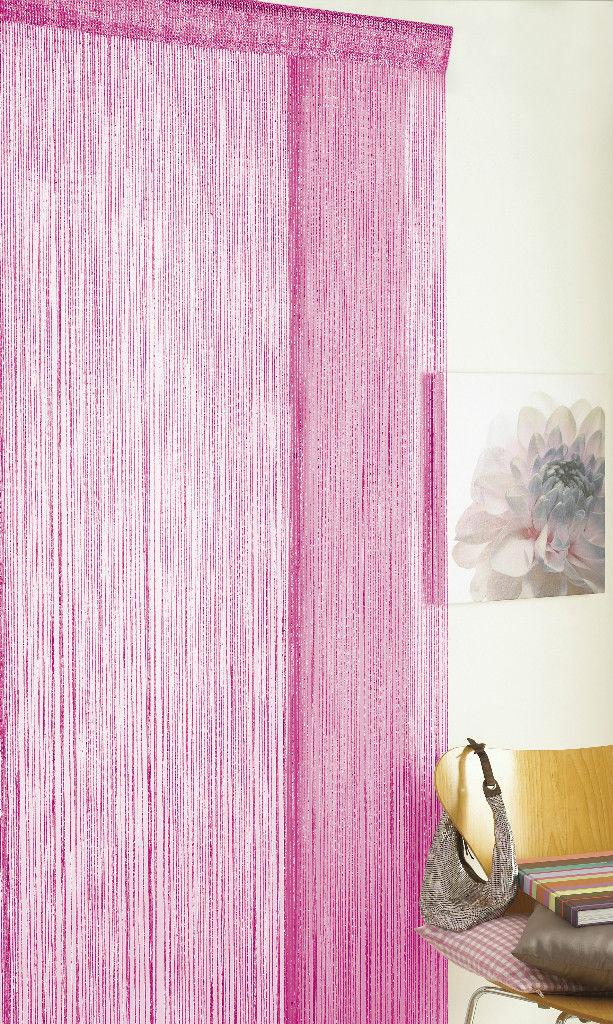 Glitter String Door Curtain Fly Screen String Door Panel