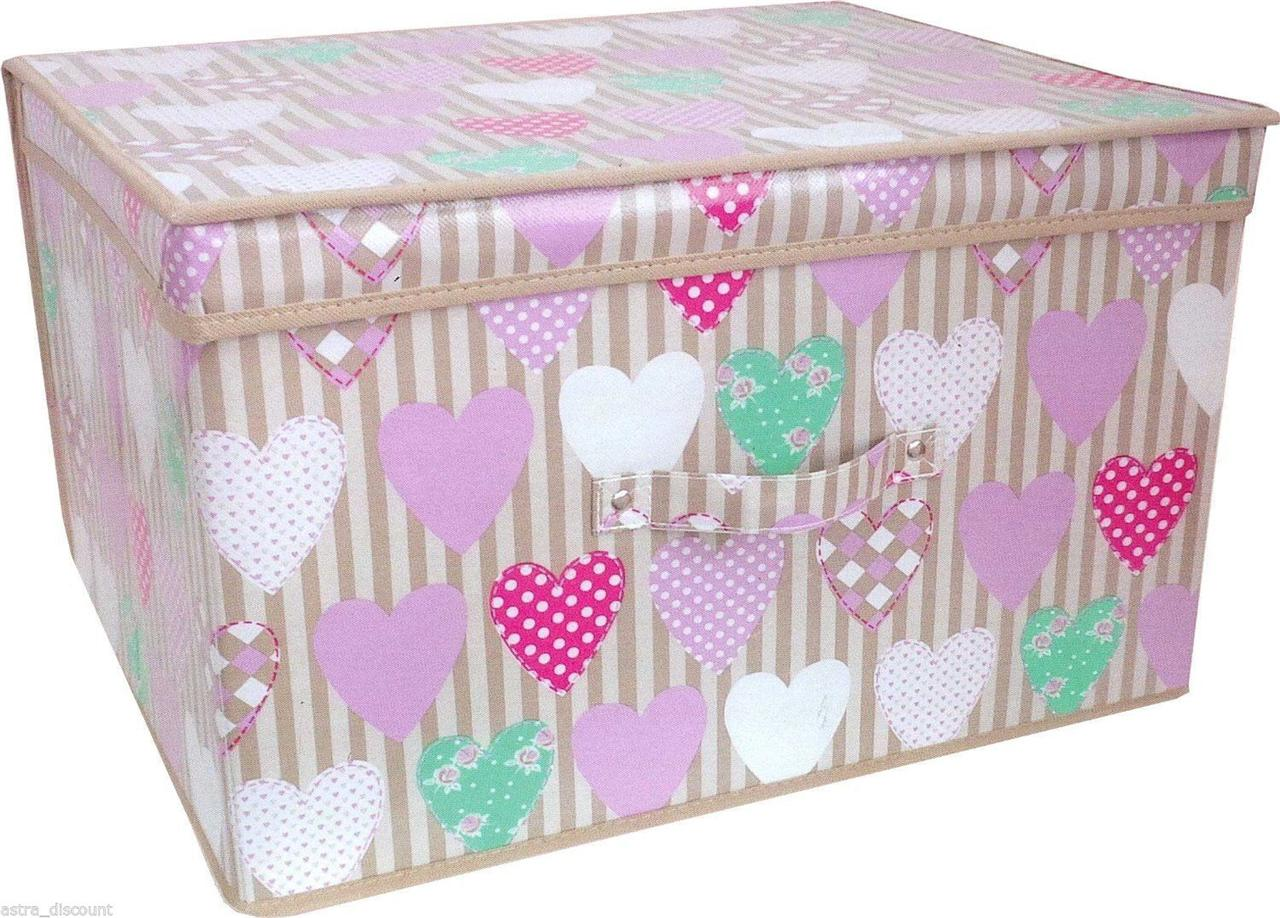 Princess Toys Box Storage Kids Girls Chest Bedroom Clothes: Kids Storage Boxes Boys & Girls Toy Box Children's Laundry