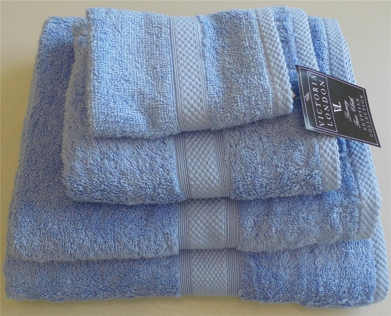 Egyptian Cotton Towels Luxury Super Soft Egyption Combed