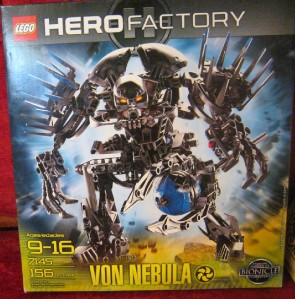 Hero Factory Mission Von Nebula - Pics about space