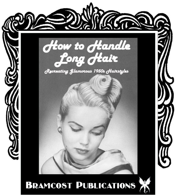 Vintage Hairstyle Book 45