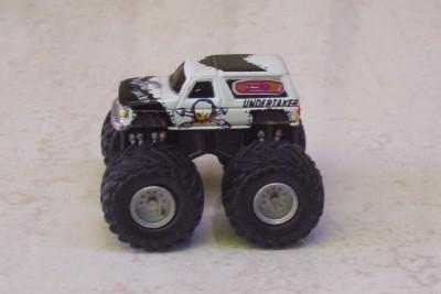 Monster Truck Ford Bronco Undertaker Micro Machines
