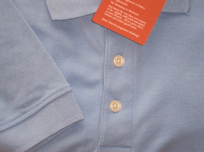 NWT Mens S/S golf polo knit shirt big size 2X,3X,4X