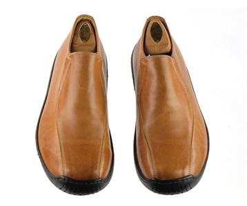 52457562 Details about NEW POLO RALPH LAUREN Light Brown Slip-On Leather Loafers  Shoes 9.5 ITALY