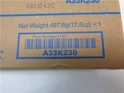 C284 SR 1 NEW KONICA MINOLTA A33K230 TN321Y YELLOW TONER CARTRIDGE Bizhub C224