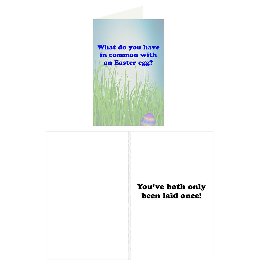 Re Cards Easter Greeting Card Funny Adult Humor Dirty