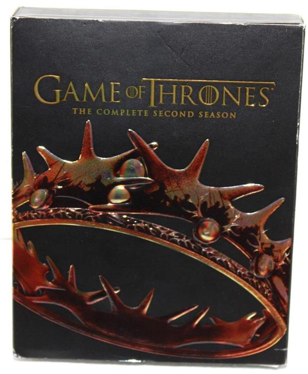 Blue Ray Game Of Thrones