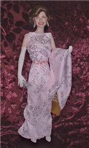 Jacqueline Kennedy Porcelain Doll Paris Lights Coa Nib Ebay