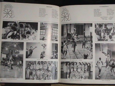 1984 Bishop Loughlin Memorial High School Yearbook Vgc Ebay