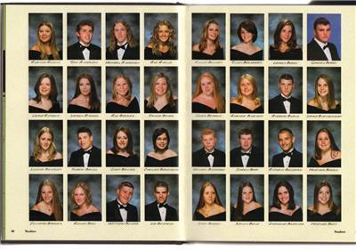2006 Northeast High School Pasadena Maryland Yearbook Annual Very