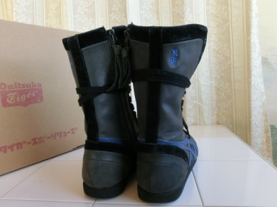 Issey Miyake X Onitsuka Tiger Boxing Style Leather Sneaker Boot Shoe 24cm Us7 Ebay