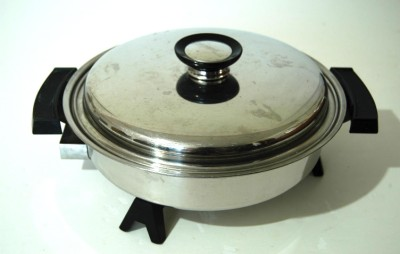 Homemaker S Guild West Bend Waterless Electric Skillet Fry