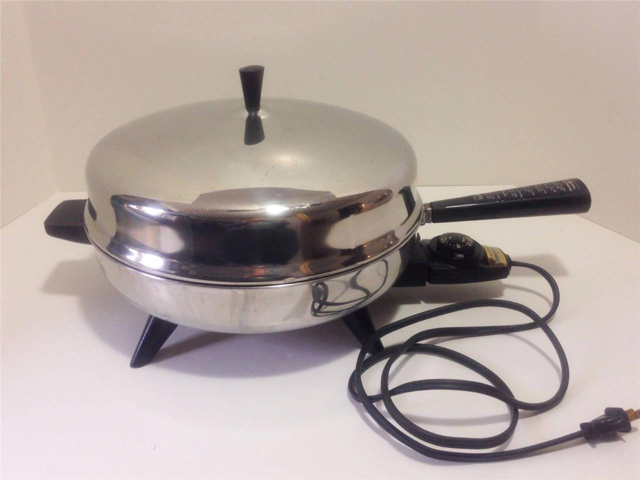 Farberware Electric Skillet Fry Pan 12 Quot Stainless