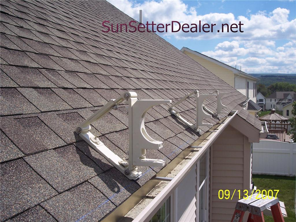 SunSetter Awning Roof Mounting Brackets | eBay