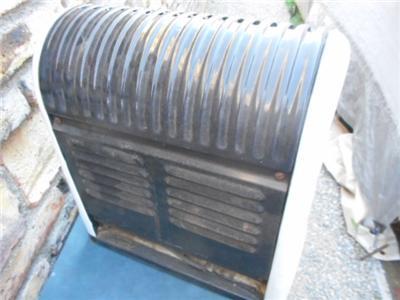 Antique Sears Kenmore Kerosene Space Heater Very Good