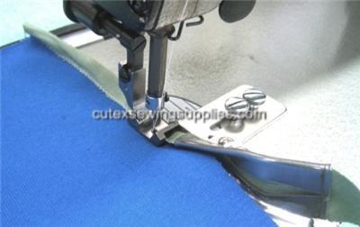 Cutex Sewing Machine Raw Edge Plain Tape Binder Binding Attachment 5//8