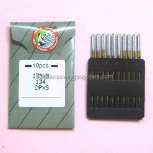 50 Organ 135X5 Dpx5 134R Sy1955 Sewing Machine Needles for Juki Brother Needle Size :Singer 10 // Metric 70