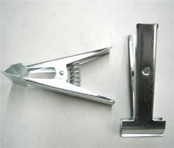 """Cloth Fabric Clamp With 1/"""" Jaw For Pattern Making /& Fabric Cutting"""
