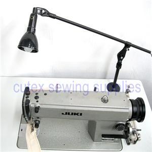 """Fostoria type machine à coudre lampe à lumière avec 21/"""" Bras /& table Mount Stand"""