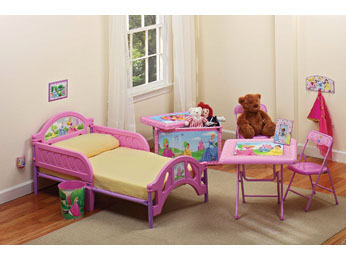 Disney Princess Room In A Box For Your Toddler S Room