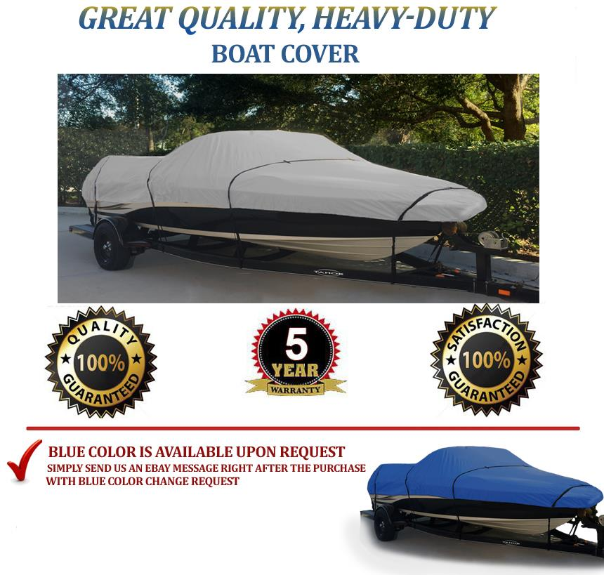 TRAILERABLE BOAT COVER  CARAVELLE 207 LS BR I//O 2004-2005