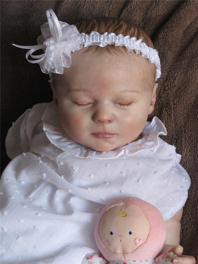 The Magic Of Dolls Reborn Baby Kimberly Realborn Ebay