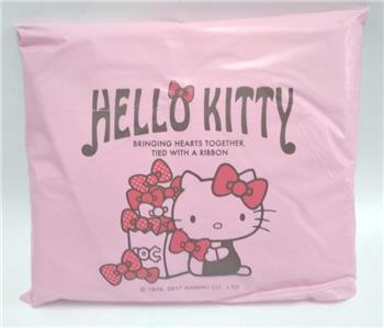 54215d851 Sanrio Hello Kitty adult raincoat w/storage bag-pink | eBay
