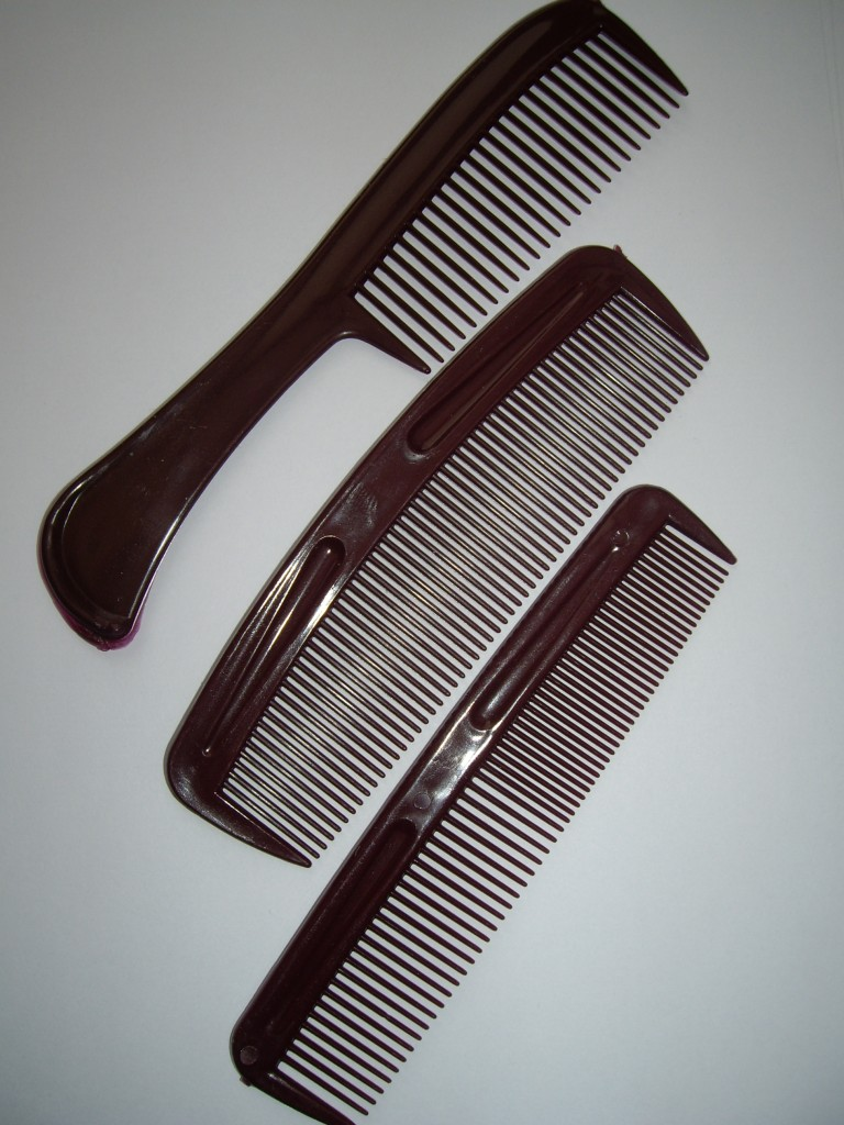 Hair combs - Hair Accessories : Mince His Words