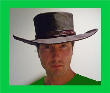 8e889dbeb CLINT EASTWOOD Spaghetti Western Cowboy HAT Movie Prop All Sizes on ...