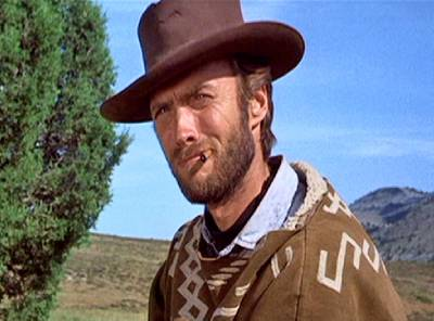 Clint Eastwood Poncho Spaghetti Western Movie Prop Tolles