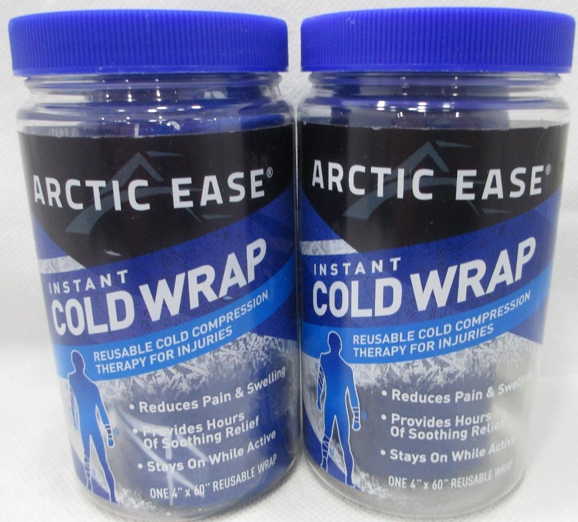Arctic Ease Cold Wraps foto