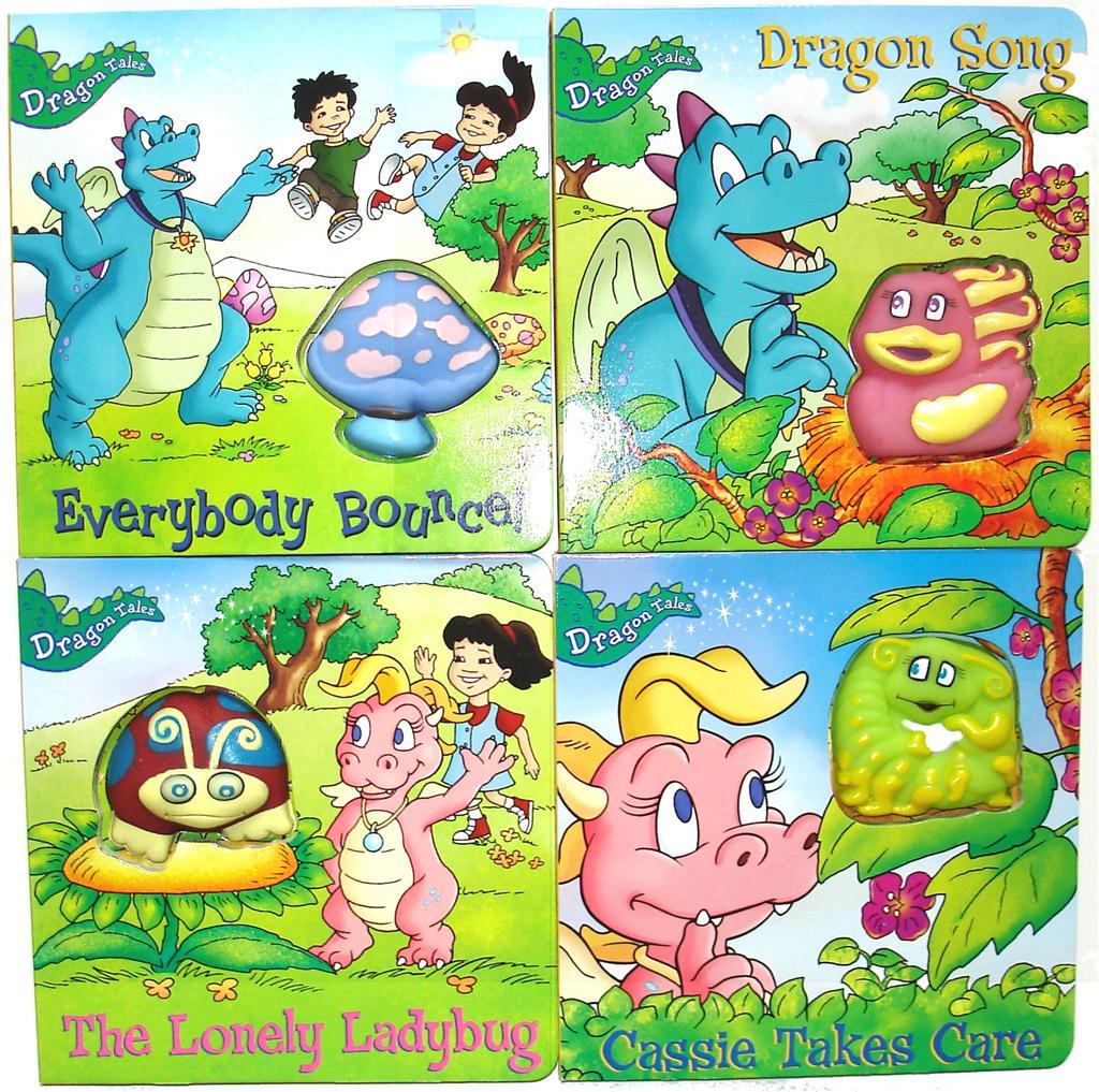 DRAGON TALES ~DRAGON DAYS~ COLORING & ACTIVITY BOOK