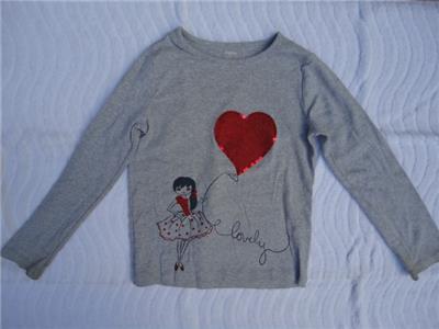 I Love Heart Winter Ladies T-Shirt